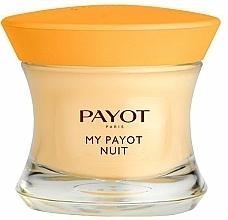 Fragrances, Perfumes, Cosmetics Night Cream - Payot My Payot Nuit