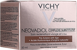 Fragrances, Perfumes, Cosmetics Anti-Aging Compensating Cream Treatment for Normal and Combination Skin - Vichy Neovadiol Compensating Complex