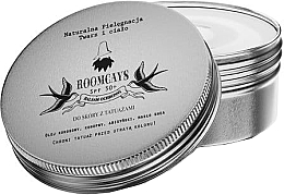 Fragrances, Perfumes, Cosmetics Balm for Tattooed Skin - Roomcays Balm SPF 50+