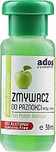 Fragrances, Perfumes, Cosmetics Green Apple Nail Polish Remover - Ados Nail Polish Remover