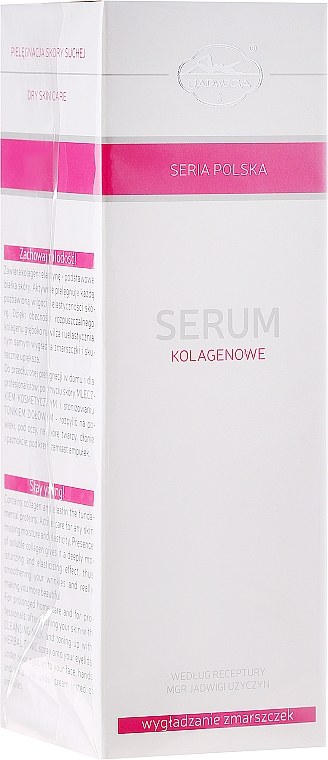 Facial Collagen Serum - Jadwiga Collagen Serum