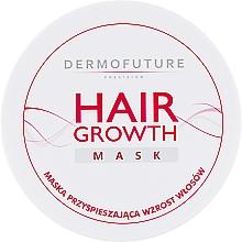 Fragrances, Perfumes, Cosmetics Hair Growth Mask - DermoFuture Hair Growth Mask