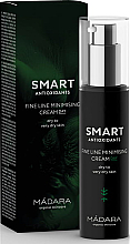 Fragrances, Perfumes, Cosmetics Day Cream from First Signes of Aging - Madara Cosmetics Smart Antioxidants Fine Line Minimising Cream