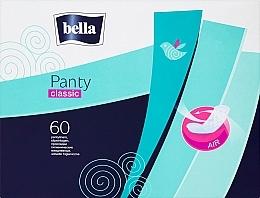 Fragrances, Perfumes, Cosmetics Pantiliners Panty Classic, 60 pcs - Bella