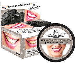Fragrances, Perfumes, Cosmetics Charcoal Toothpaste - Sabai Thai Herbal Charcoal Toothpaste