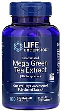 Fragrances, Perfumes, Cosmetics Green Tea Extract - Life Extension Mega Green Tea