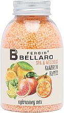 "Fragrances, Perfumes, Cosmetics Bath Caviar ""Citrus Mix"" - Fergio Bellaro Citrus Mix Bath Caviar"