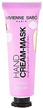 Fragrances, Perfumes, Cosmetics Intensive Nourishing Hand Cream Mask - Vivienne Sabo Intensive Nutrition Hand Cream-Mask