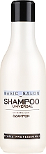 Fragrances, Perfumes, Cosmetics Hair Shampoo - Stapiz Basic Salon Universal Shampoo
