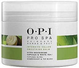 Fragrances, Perfumes, Cosmetics Softening Foot Balm - O.P.I ProSpa Skin Care Hands&Feet Intensive Callus Smoothing Balm