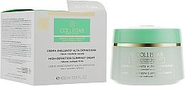 Fragrances, Perfumes, Cosmetics Slimming Cream - Collistar Crema Snellente Alta Definizione