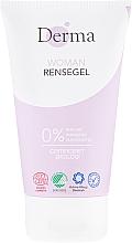 Fragrances, Perfumes, Cosmetics Cleansing Face Gel - Derma Eco Woman Rensegel