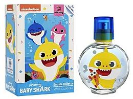 Fragrances, Perfumes, Cosmetics Air-Val International Baby Shark - Eau de Toilette