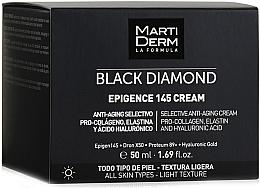 Fragrances, Perfumes, Cosmetics Facial Day Cream - MartiDerm Black Diamond Epigence 145 Cream
