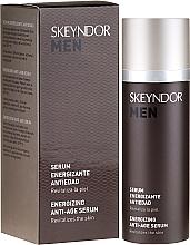 Fragrances, Perfumes, Cosmetics Energizing Anti-Aging Serum - Skeyndor Men Energizing Anti-Age Serum