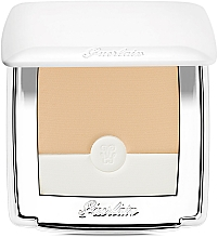 Fragrances, Perfumes, Cosmetics Compact Powder - Guerlain Blanc De Perle Brightening Compact Foundation