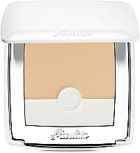 Fragrances, Perfumes, Cosmetics Compact Powder - Guerlain Blanc De Perle Brightening Compact Foundation