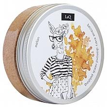 "Fragrances, Perfumes, Cosmetics Cleansing Body Scrub ""Melon"" - LaQ Body Scrub&Wash Peeling Melon"