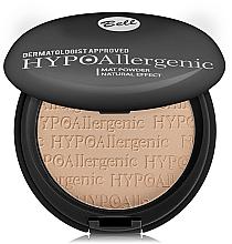 Fragrances, Perfumes, Cosmetics Mattifying Hyapoallergenic Powder - Bell HypoAllergenic Mat Powder