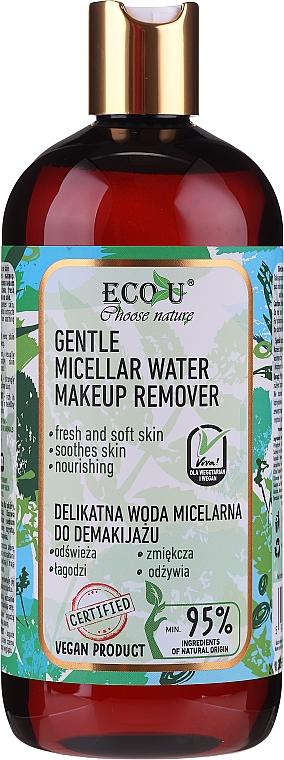 Micellar Water - Eco U Choose Nature Gentle Micellar Water