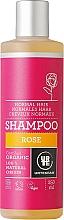 "Fragrances, Perfumes, Cosmetics Normal Hair Shampoo ""Rose"" - Urtekram Rose Shampoo Normal Hair"