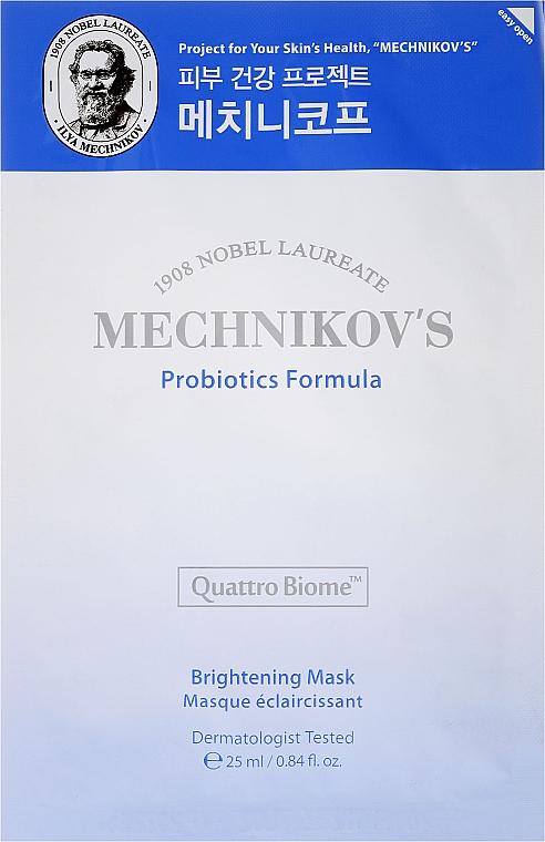 Face Mask - Holika Holika Mechnikov's Probiotics Formula Mask Sheet
