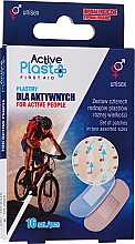 Fragrances, Perfumes, Cosmetics Patch Set for Active People - Ntrade Active Plast First Aid For Active People Patches