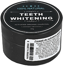 Fragrances, Perfumes, Cosmetics Whitening Activated Carbon Tooth Powder - Biomika Natural Teeth Powder