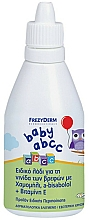 Fragrances, Perfumes, Cosmetics Scalp Oil - Frezyderm Baby ABCC Oil