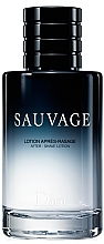 Fragrances, Perfumes, Cosmetics Dior Sauvage - After Shave Lotion