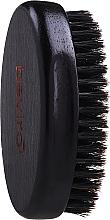 Fragrances, Perfumes, Cosmetics Beard Brush - Beviro Pear Wood Beard Brush