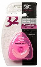Fragrances, Perfumes, Cosmetics 32 Pearls PRO Dental Floss, pink case - Modum 32 Pearls Dental Floss