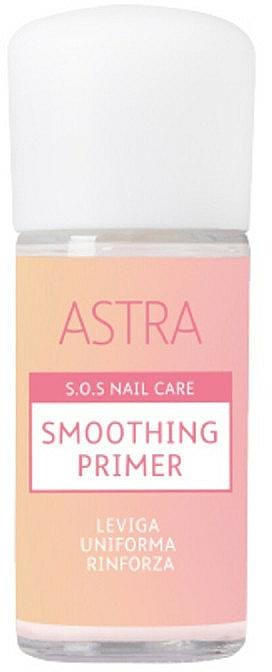 Smoothing Nail Primer - Astra Make-up Sos Nails Care Smoothing Primer — photo N1