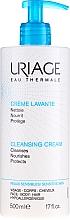 Fragrances, Perfumes, Cosmetics Cleansing Face Cream - Uriage Cleansing Cream
