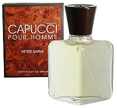 Fragrances, Perfumes, Cosmetics Capucci Man - After Shave Lotion