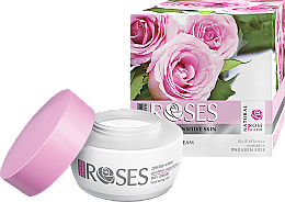 Fragrances, Perfumes, Cosmetics Day Face Cream for Dry Skin - Nature of Agiva Roses Moisturizing Day Cream