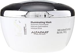 Fragrances, Perfumes, Cosmetics Shine Hair Mask - Alfaparf Illuminating Mask