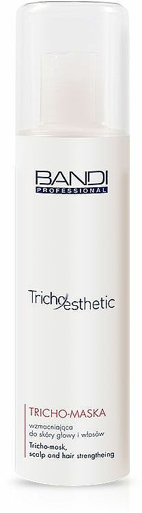 Scalp & Hair Tricho-Mask - Bandi Professional Tricho Esthetic Tricho-Mask Scalp And Hair Strengthening