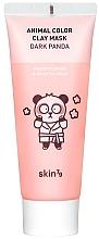 Fragrances, Perfumes, Cosmetics Brightening Clay Mask - Skin79 Animal Color Clay Mask Dark Panda