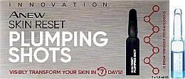 Fragrances, Perfumes, Cosmetics Ampoule Serum - Avon Anew Skin Reset Plumping Shots
