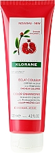 Fragrances, Perfumes, Cosmetics Hair Cream - Klorane Color Enhancing Leave-In Cream With Pomegranate