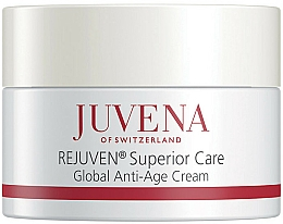 Fragrances, Perfumes, Cosmetics Complex Anti-Aging Face Cream - Juvena Rejuven Men Global Anti-Age Cream