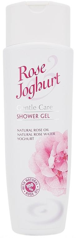 Shower Gel - Bulgarian Rose Rose & Joghurt Shower Gel