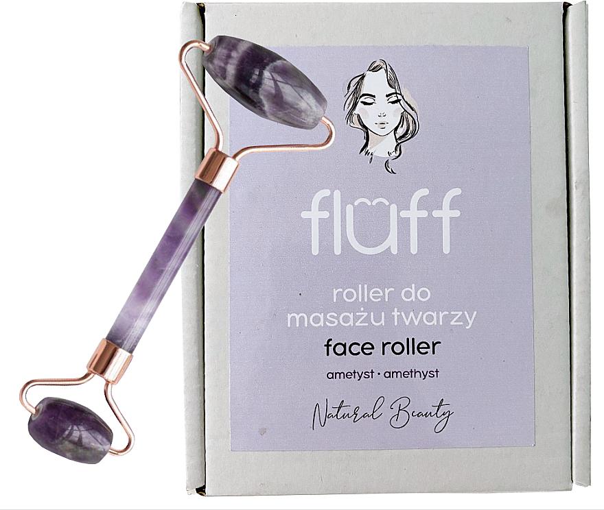 Face Roller Ametyst - Fluff Face Roller Ametyst