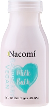 "Fragrances, Perfumes, Cosmetics Bath Milk ""Raspberry"" - Nacomi Milk Bath Raspberry"