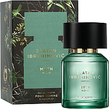 Fragrances, Perfumes, Cosmetics Zlatan Ibrahimovic Myth Wood - Eau de Toilette
