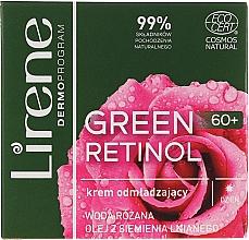 Fragrances, Perfumes, Cosmetics Day Cream for Face - Lirene Green Retinol Day Cream