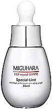 Fragrances, Perfumes, Cosmetics Face Serum - Miguhara EGF Crystal 10 PPM