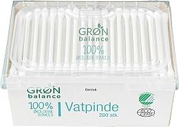 Fragrances, Perfumes, Cosmetics Baby Cotton Buds, 200pcs - Gron Balance