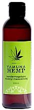 "Fragrances, Perfumes, Cosmetics Massage Oil ""Hemp"" - Yamuna Hemp Plant Based Massage Oil"
